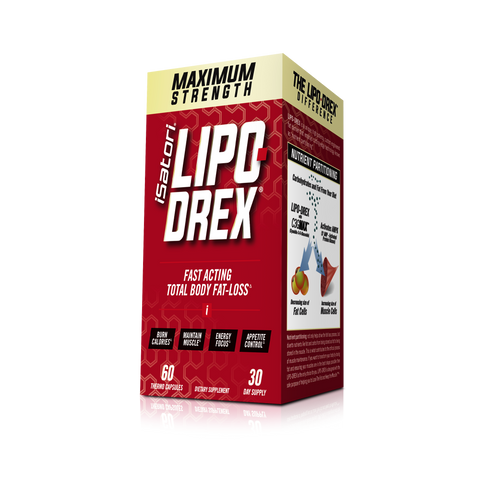 LIPO-DREX™ Total Body Fat Loss