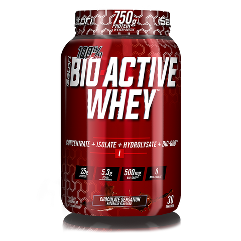 100% BIO-ACTIVE WHEY™ PROTEIN POWDER