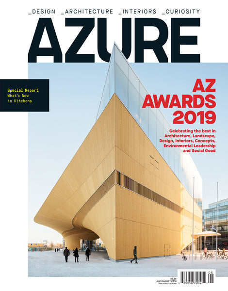 The AZ Awards Issue, Jul/Aug 2019