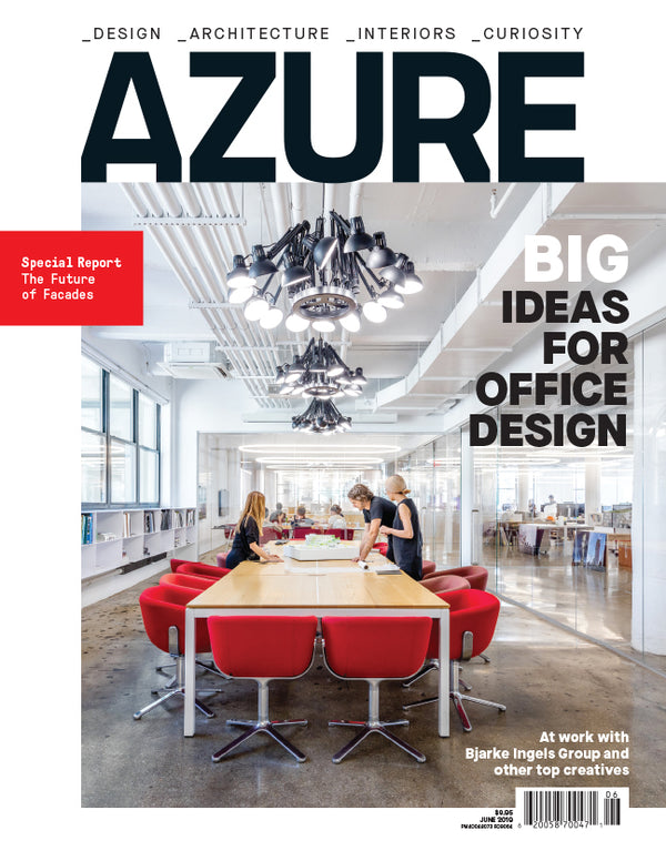 The Workspace Issue, June 2019 - Cover