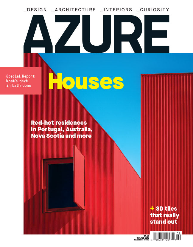 The Houses Issue, Jan/Feb 2019 - Cover