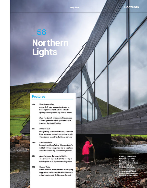The Northern Design Boom Issue - Contents 1