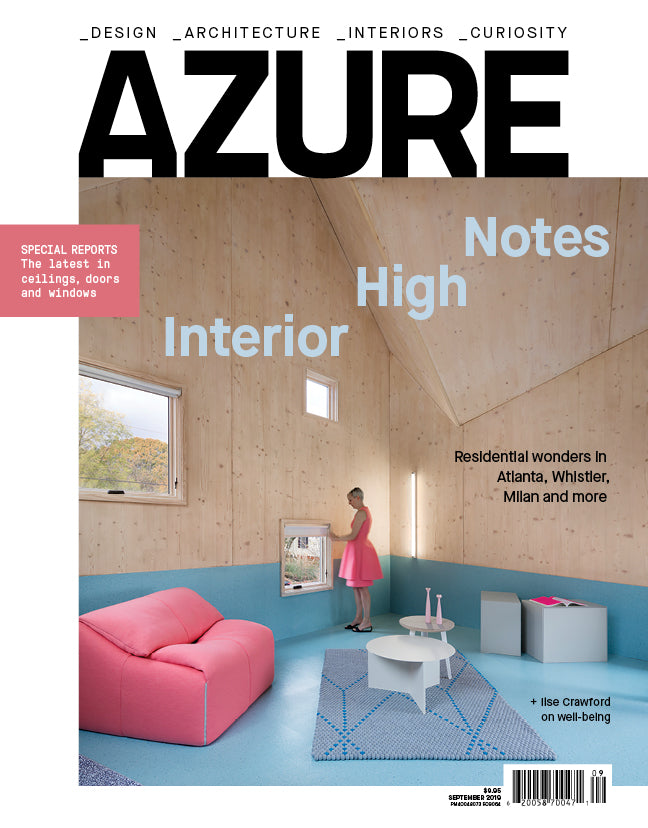 The Interiors Issue, September 2019
