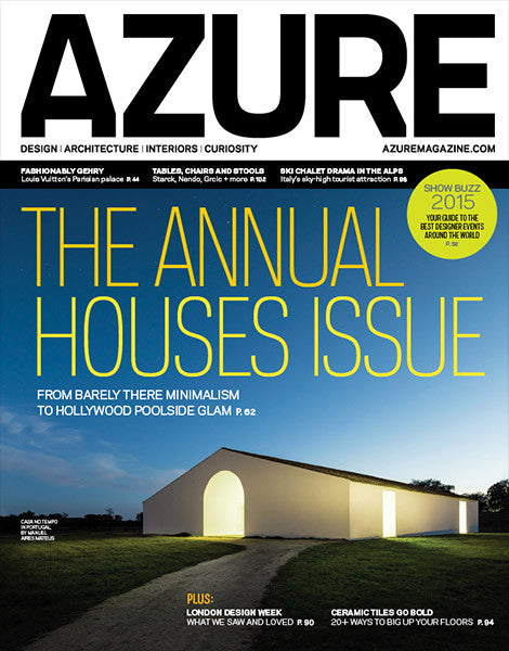 Annual Houses Issue, Jan/Feb 2015