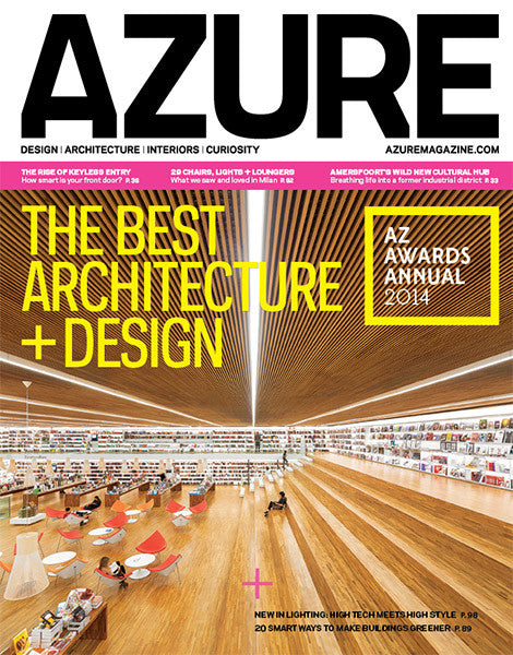 Annual AZ Awards Issue, July/Aug 2014
