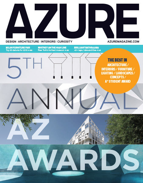 Annual AZ Awards Issue, July/Aug 2015