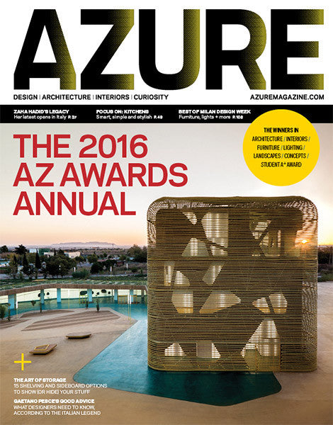 Annual AZ Awards Issue, July/Aug 2016