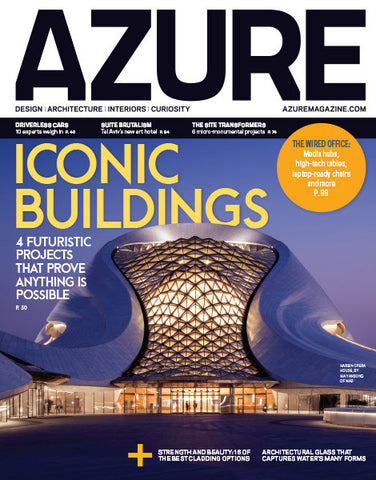 Iconic Buildings Issue, Mar/Apr 2016