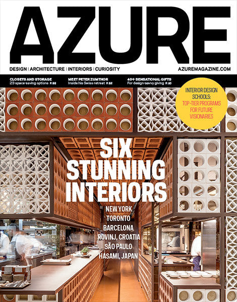 Interiors Issue, Nov/Dec 2015