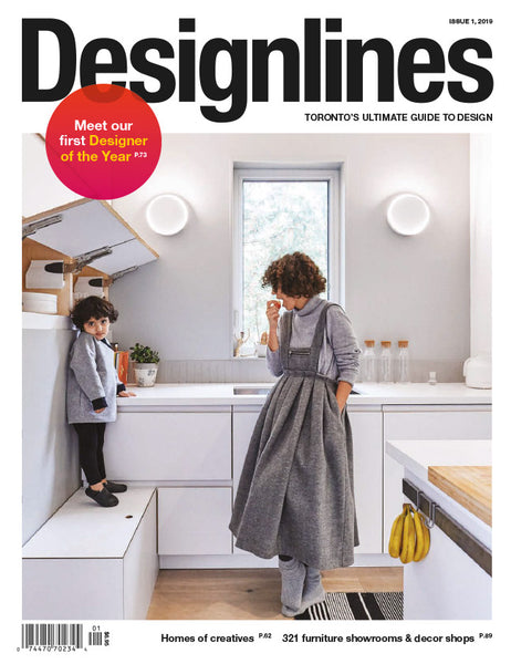 Designer of the Year: Issue 1, 2019