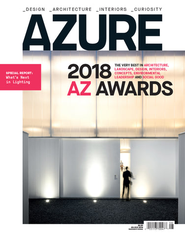 Annual AZ Awards Issue, July/Aug 2018