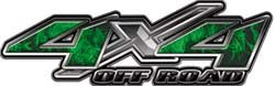 4x4 Offroad Decals Inferno Green