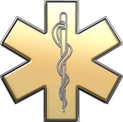 Star of Life - Gold