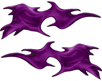 Purple Inferno True Fire Flames
