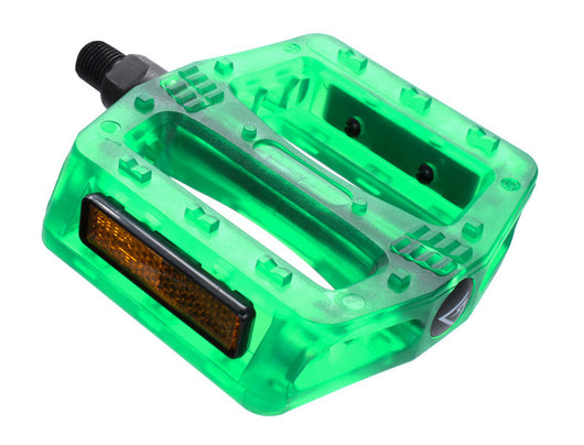 HARVESTER TRANSLUCENT 1/2 PEDAL (1pc Crank)