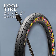 Load image into Gallery viewer, GT Pool Junk Food Tires 2.3""