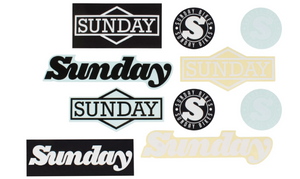 Sunday Sticker Pack