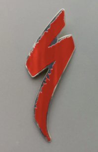 Specialized Head Tube Badge