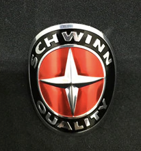 Schwinn Head Tube Badge