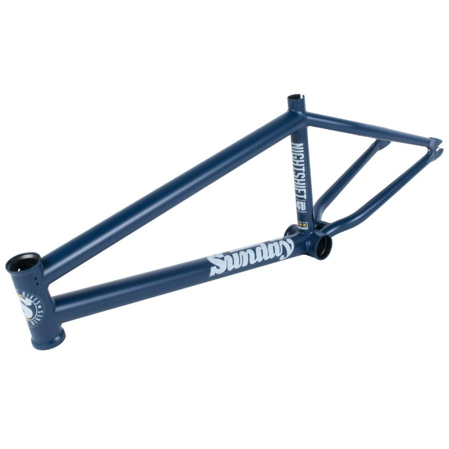 Sunday Nightshift BMX Frame - (ONLINE ORDER ONLY)