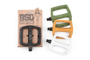 "BSD Safari Pedals ""Reed Stark Signature Safari Pedal"""