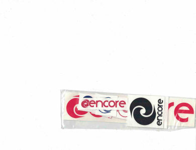 Encore Sticker Pack (10 Stickers)