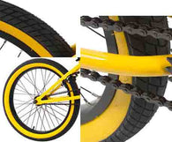 Innova Yellow Wall Tire 20 x 2.25