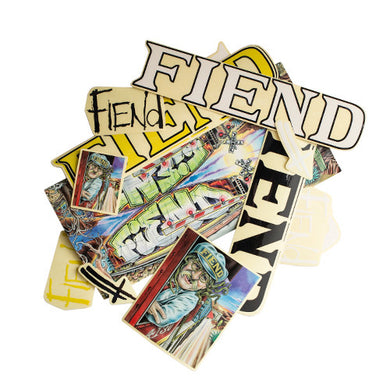 FIEND MORROW STICKER PACK V3