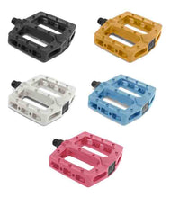 Load image into Gallery viewer, GT PC Logo BMX Pedals