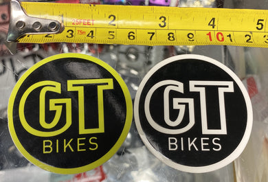 GT Badge Sticker
