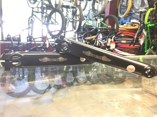 GT Winged 3pc Crankset