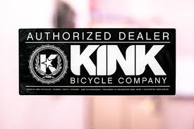 Kink Authorized Dealer Sticker