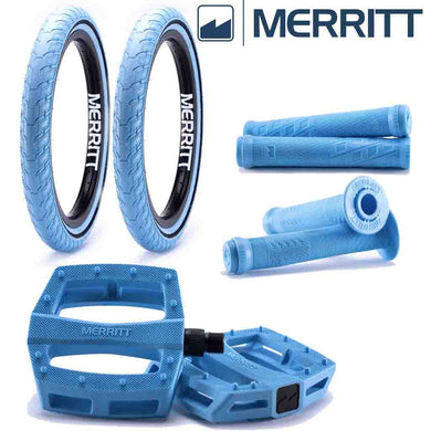 Merritt Tarheel Blue Kit