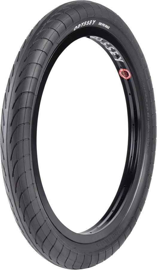 Odyssey Pursuit Tire - 24 x 2.1, Clincher, Wire, Black