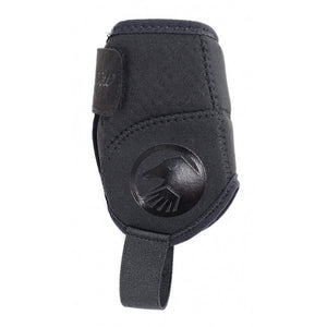 Shadow Super Slim Ankle Guards - Black