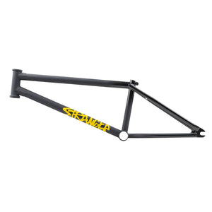 "Stranger ""Churchill"" 21"" Frame - Matte Gloss Black Fade"