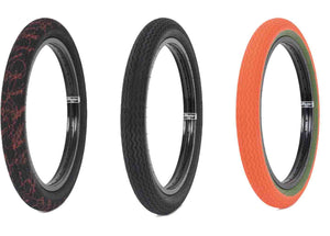 Subrosa Sawtooth Tire 2.35 - Black