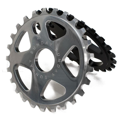 Sunday Sabretooth V2 25T Sprocket