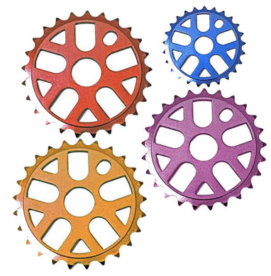 Harvester Wheel Young V2 Sprocket 25T Alloy