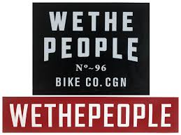 Wethepeople Ramp Stickers (Pair)