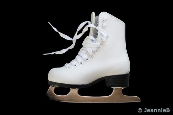 Figure Skates - Stunning Photo Chalkboards