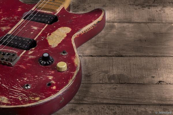 Vintage Guitar - Stunning Photo Chalkboards