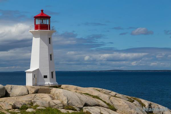 Peggy's Cove - Stunning Photo Chalkboards
