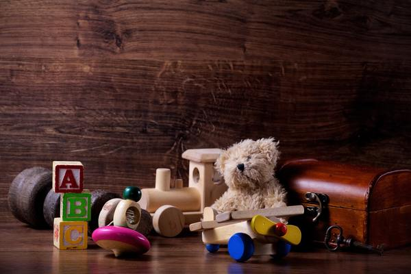 Toys Vintage - Stunning Photo Chalkboards