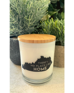 There's No Place Like Home Candle