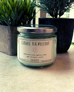 Exhale Candle