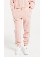 Girls Fleece Top/Jogger Set