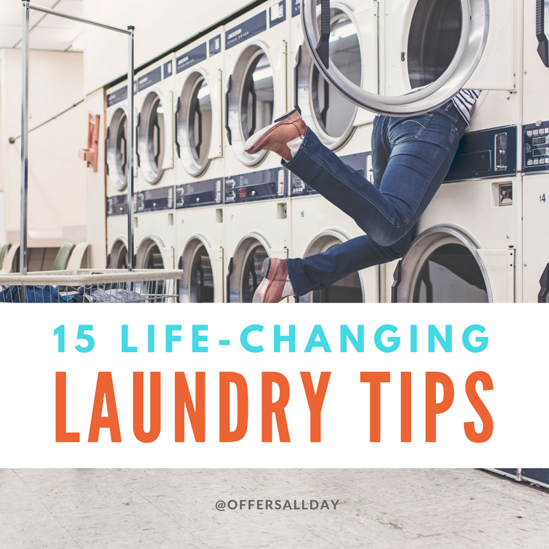 15 Life-Changing Laundry Tips You Wish You Knew About Sooner