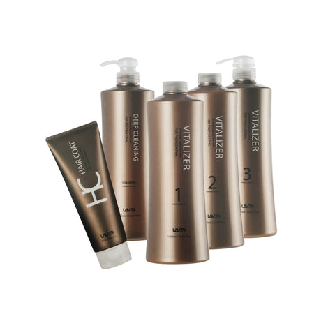 Lavote Hair Blending Care System 5PCS set