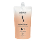 Obsidian PS Magic Perm (1st 500ml / Cream 2nd : 500ml / Liquid 2nd : 530g)